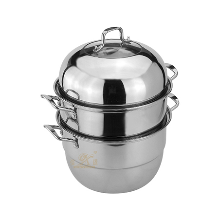 Do you like this stainless steel 3 layer steamer pot?