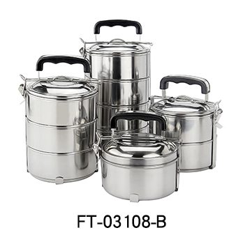 bento food carrier metal factory