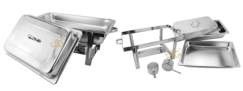 stainless steel chafing dish factory ODM