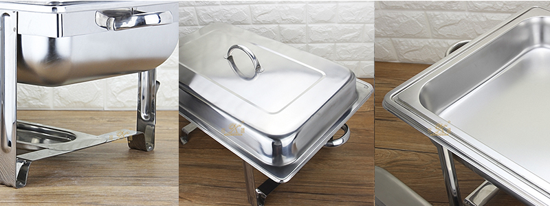 stainless chafing dish wholesale ODM