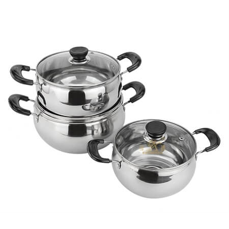 Do you know what a stainless steel stockpot is?