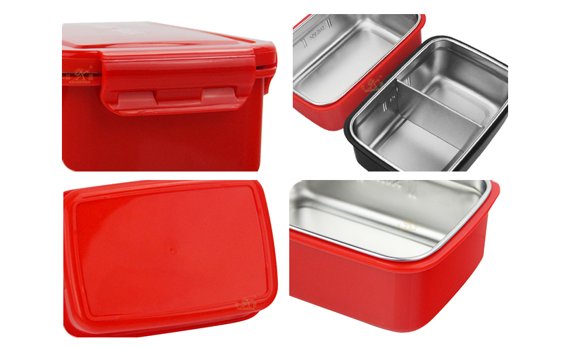 double insulated bento box export
