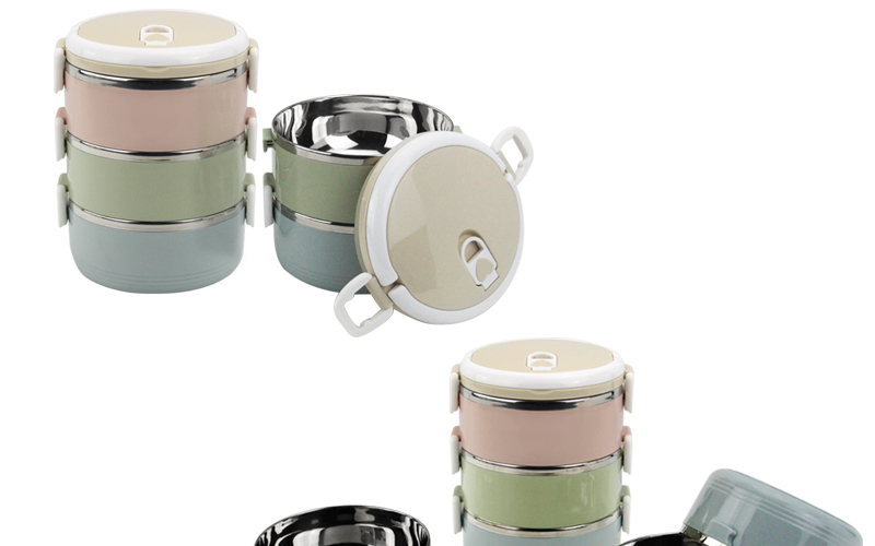 multilayer lunch box container supplier ODM