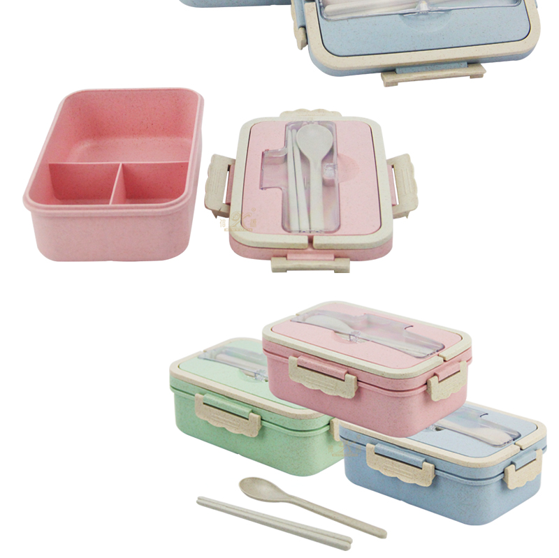 wheat straw lunch box export price