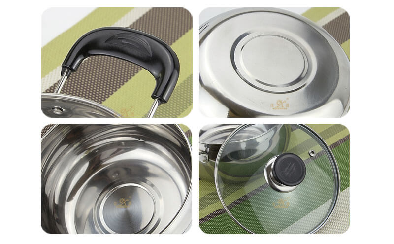stainless steel stockpot wholesale