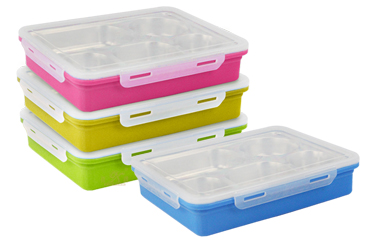 lunch box 5 compartment odm