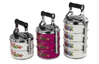 tiffin food carrier odm multilayer lucnh box