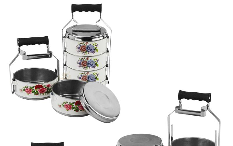 tiffin food carrier oem multilayer lucnh box