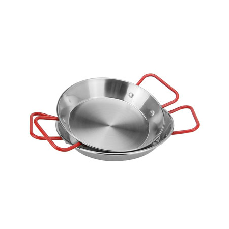 What Is a Paella Pan stainless frying pan  ?