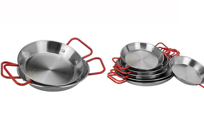 stainless frying pan odm stainless steel