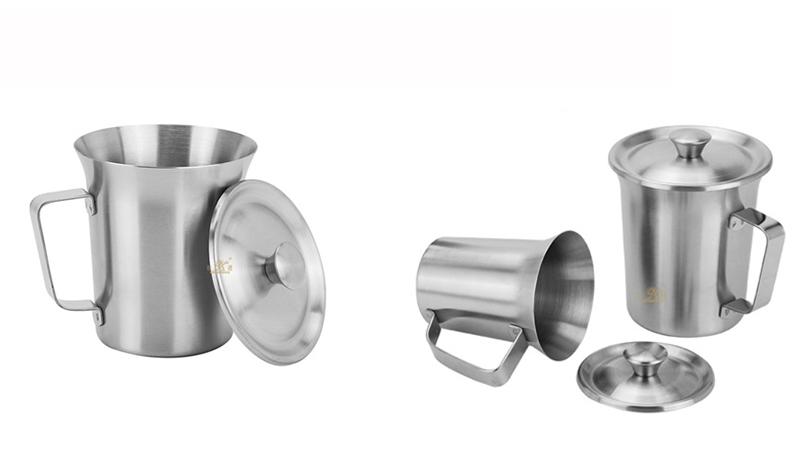 coffee cup set OEM stainless steel