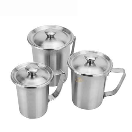 Upgrade to our stainless steel coffee cup set!