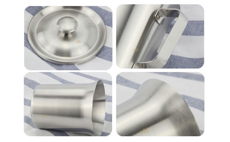 coffee cup set odm stainless steel
