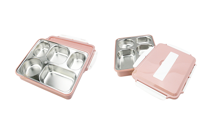 compartment dinner plates OEM stainless steel supplier