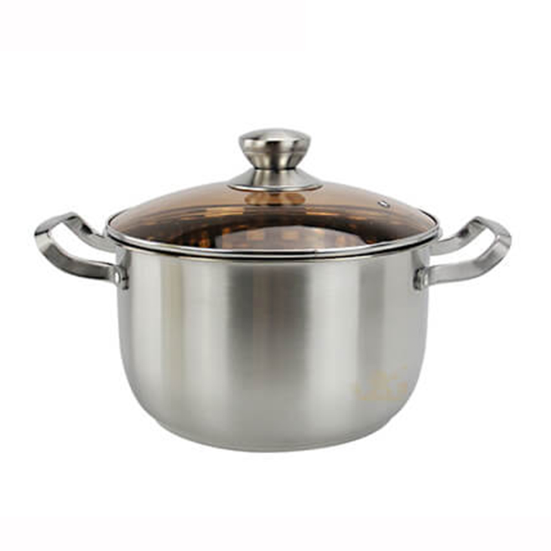 How to use and care stainlesssteel Soup pot steel handle cookware?