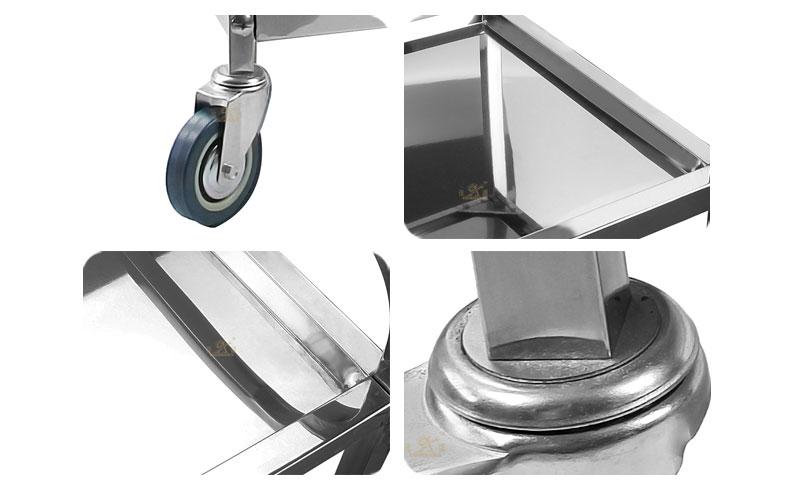 catering trucks OEM stainless steel