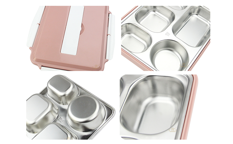 compartment dinner plates OEM stainless steel price