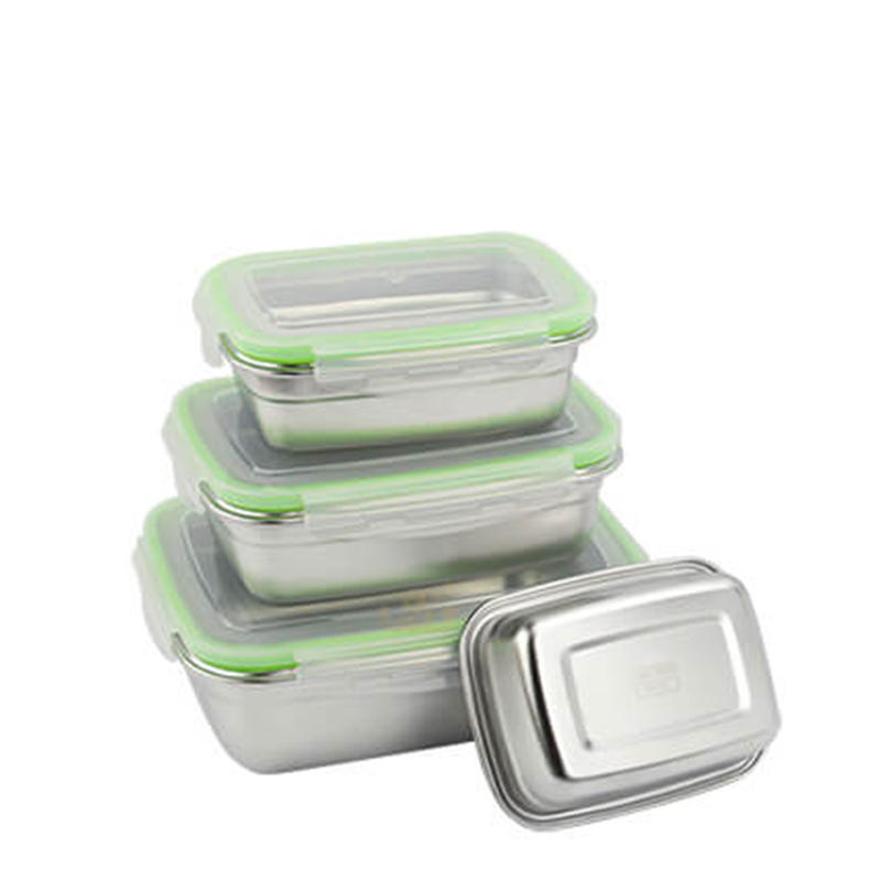 Welcome to our Stainless steel food steel pan containers !
