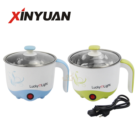 Electric hot pot cooker with multi-function for steam, egg, soup and stew FT-02121