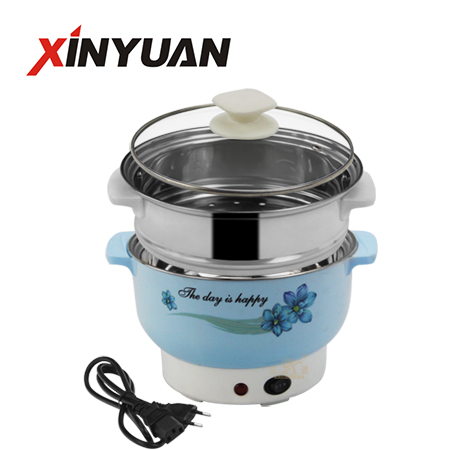 Electric Cooker with Over Heating and Boil Dry Protection FT-02122