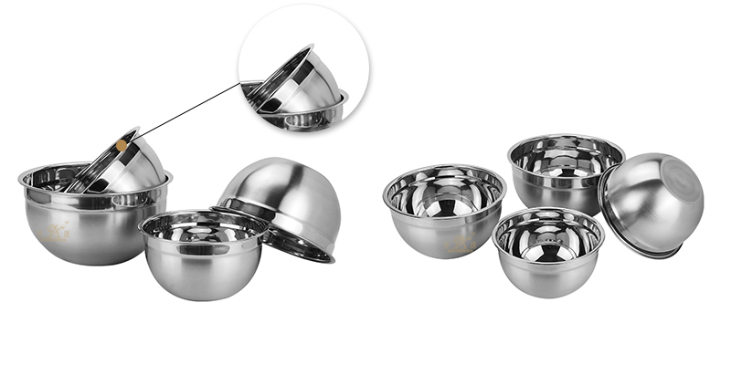 best salad bowl odm stainless steel