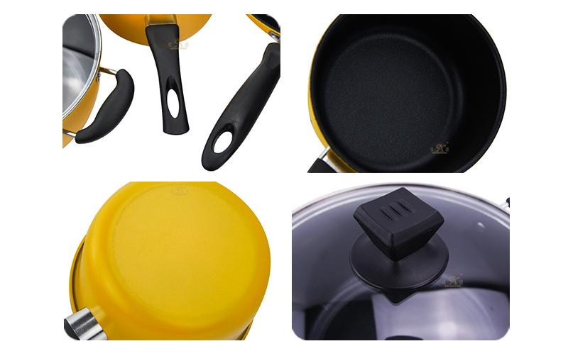 cookware sets supplier Cooking Pots