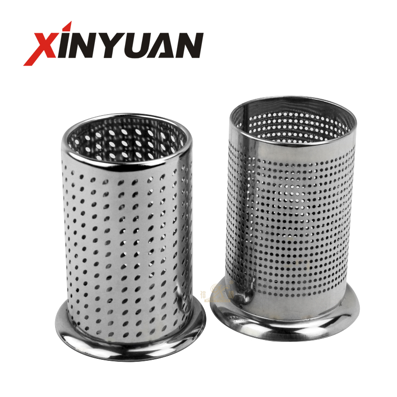 Utensil Holder, Stainless Steel Large Medium Small Kitchen Tools Organizer, Cutlery Silverware Flatware Holder Cylinder, Micro-Perforated, Dishwasher Safe