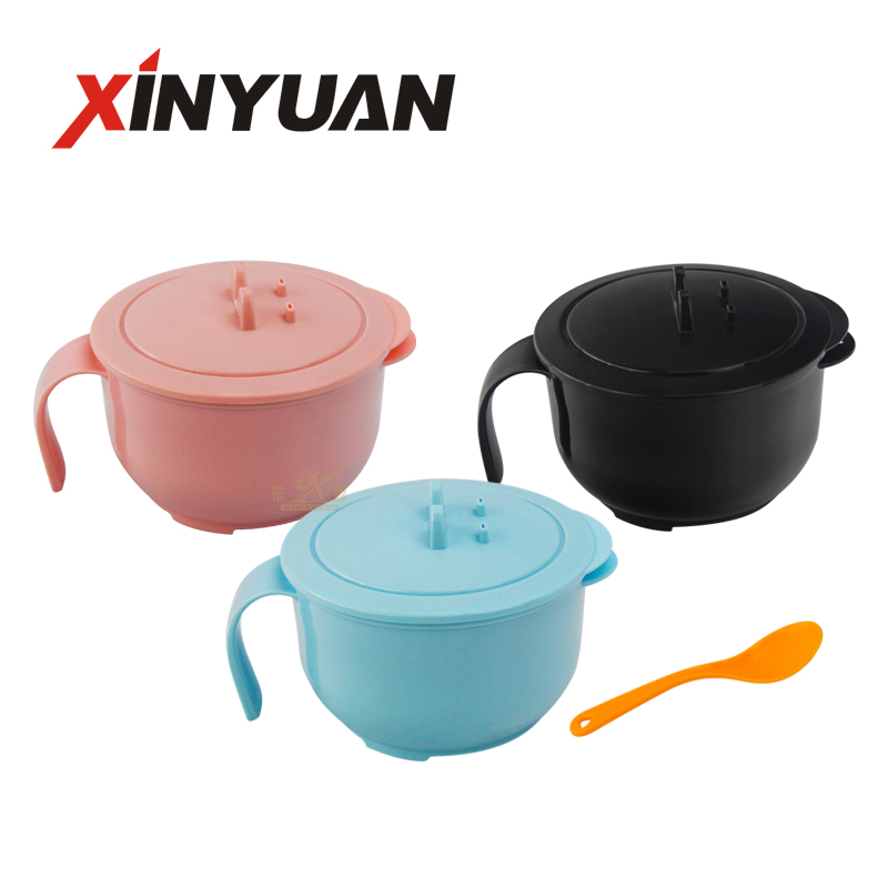 Stainless Steel Noodle Bowl With Mobile Phone Holder Student Grownup Lunch Box Canteen Lunch Box Large With Rice Cup Big Stainless Steel Food Container