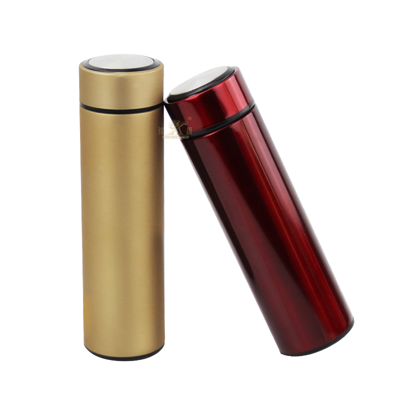 Double Walled Vacuum Cup Flask Thermo, Stainless Steel Insulated Water Cup Flask for Hot and Cold Drinks Cup Travel Coffee Mug, Sports Water Bottle