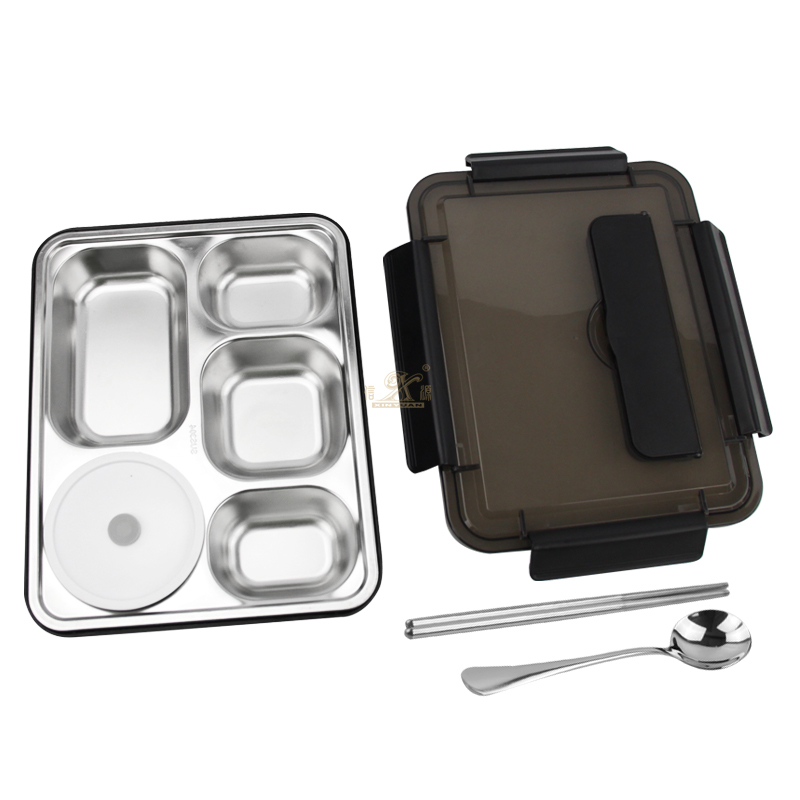 What are the advantages of the stainless steel Rectangle Lunch Box!