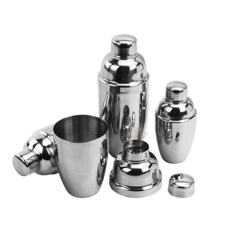 Shaker Stainless Steel Bartenders Family Gathering Kit !