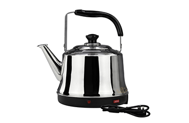 Electric Kettle Long Spout Mouth Electric Kettle Stainless Steel Thermostat Hot Water Heating Bolier Boiling Pot Heater Auto-Off Teapot stainless steel pot