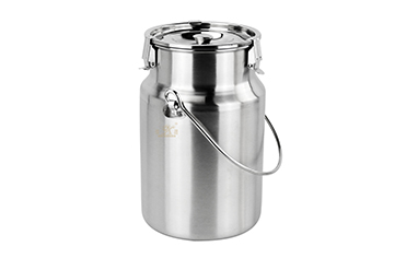 It looks pretty good. I'm curious what's this milk tea bucket?