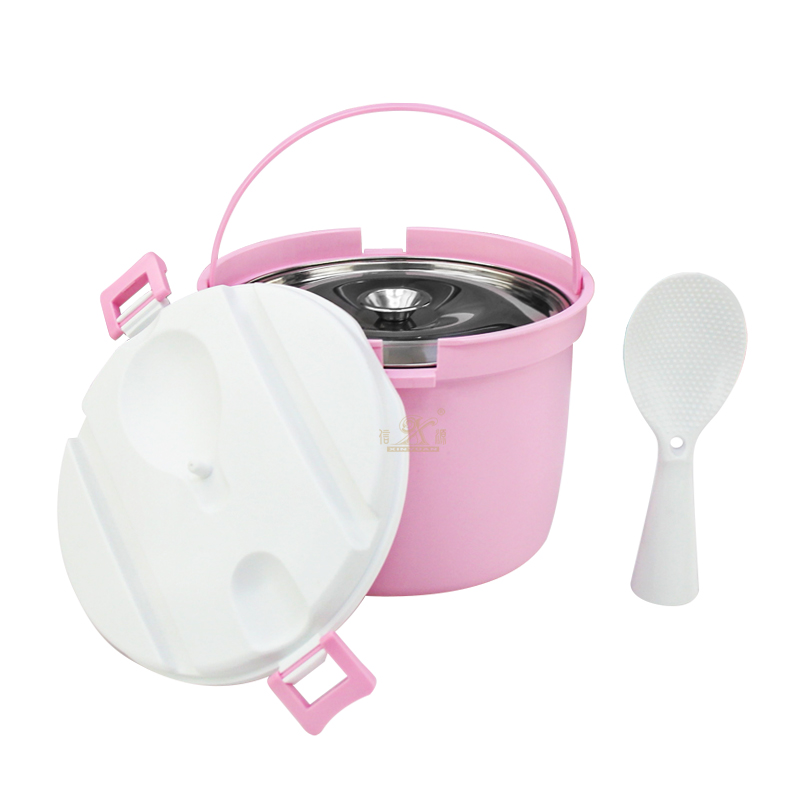 Rice Cooker Microwave Rice Cooker Vacuum Rice Pot Steamer With Filter Cover Home Kitchen Steamer Cooker Cooking Rice Container