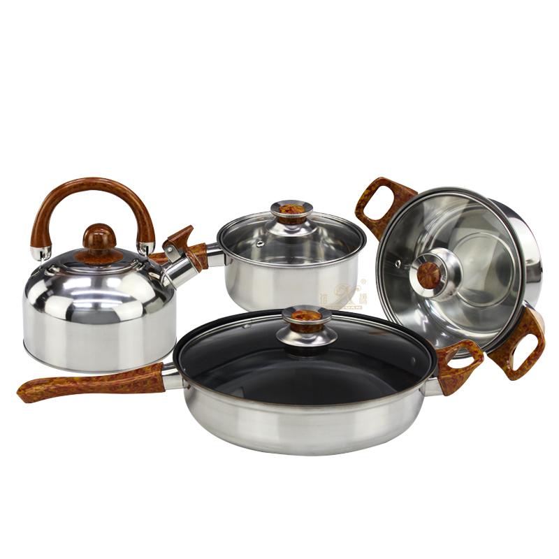 Introduction of a good 12pcs cookware set