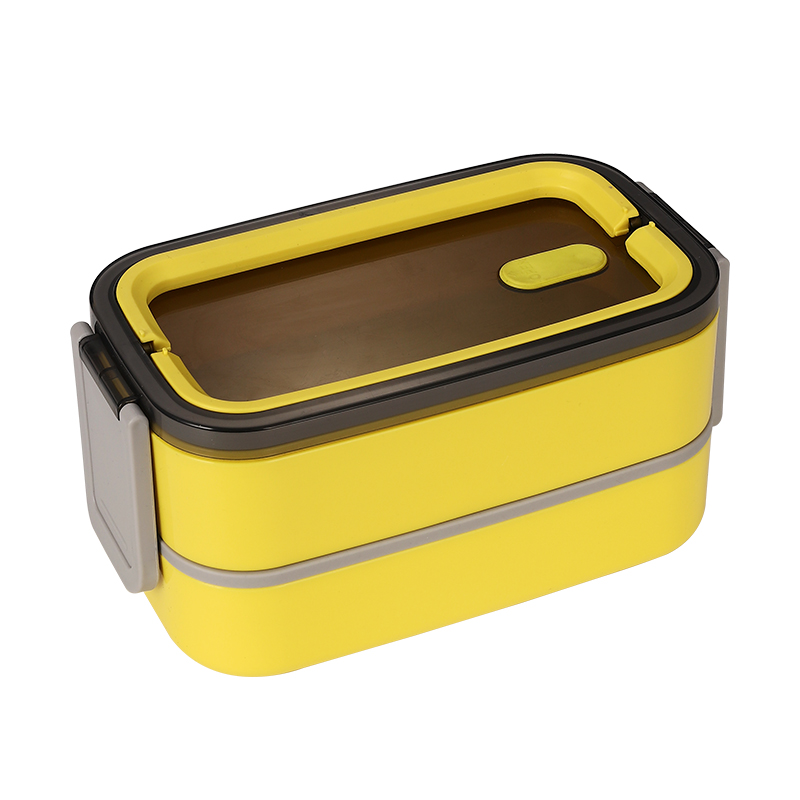 Kitchen box for Kids and Adults with   Leak-proof 2 layers kids  lunch box, Microwave Safe