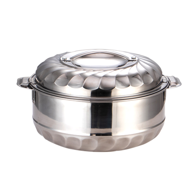 New trend design for 2021 Stainless Steel Hot pot Food Container