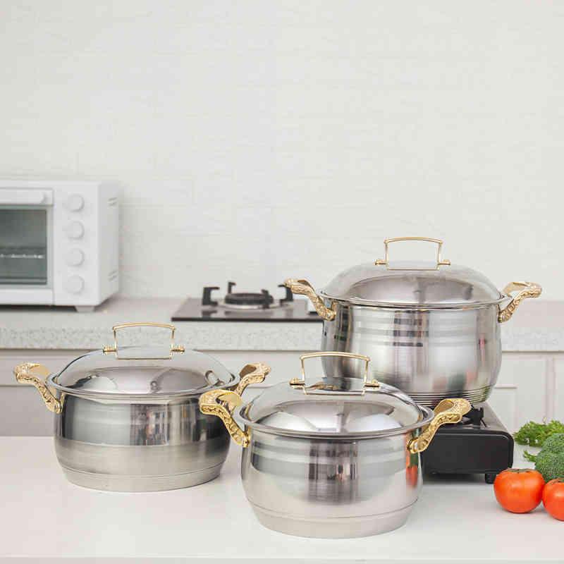 factory wholesale pot set cookware set cooking