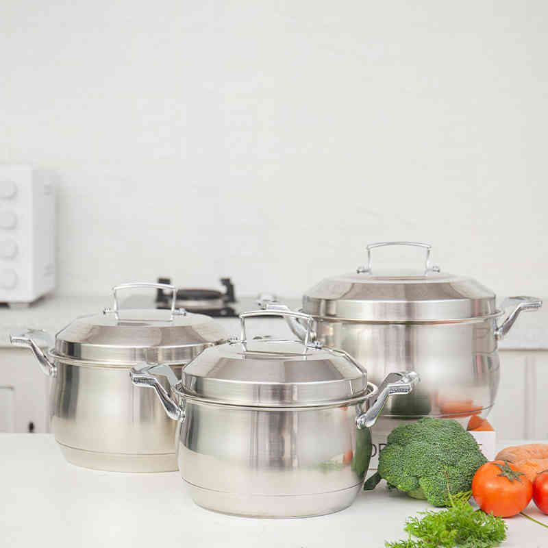 Hot selling cookware set cooking pot