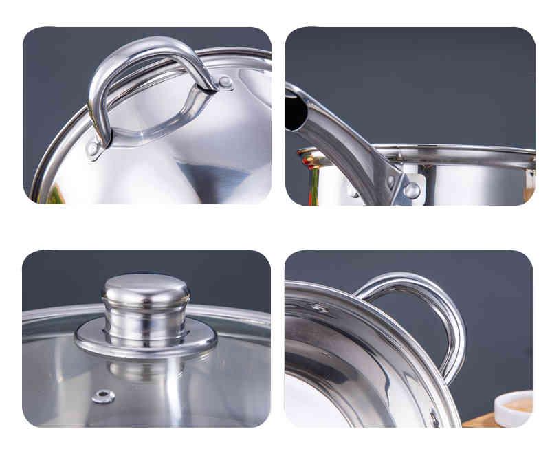 Ollas de cocina OEM Set de ollas