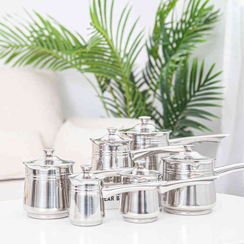 hot selling stainless steel milk pot
